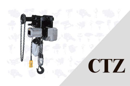 CTZ (Geared-trolley type)
