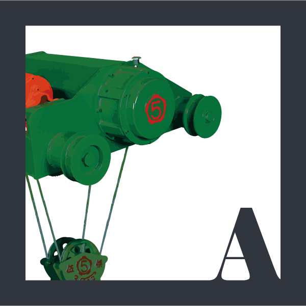 A-series wire-rope hoist