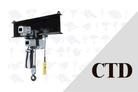 CTD (Motorised, monorail-trolley type)