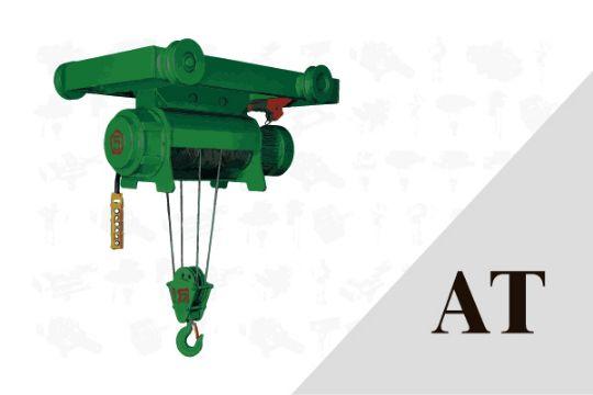 AT Type (Suspension hoist)