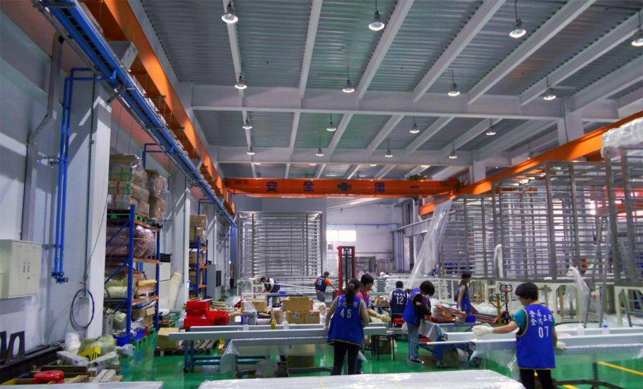 公共工程 港洲 營造 雙軌 吊車 工程