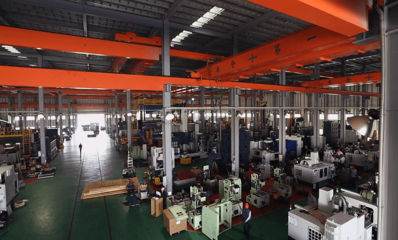 工具機 製造 油機工業雙軌 5噸 10噸 20噸 30噸