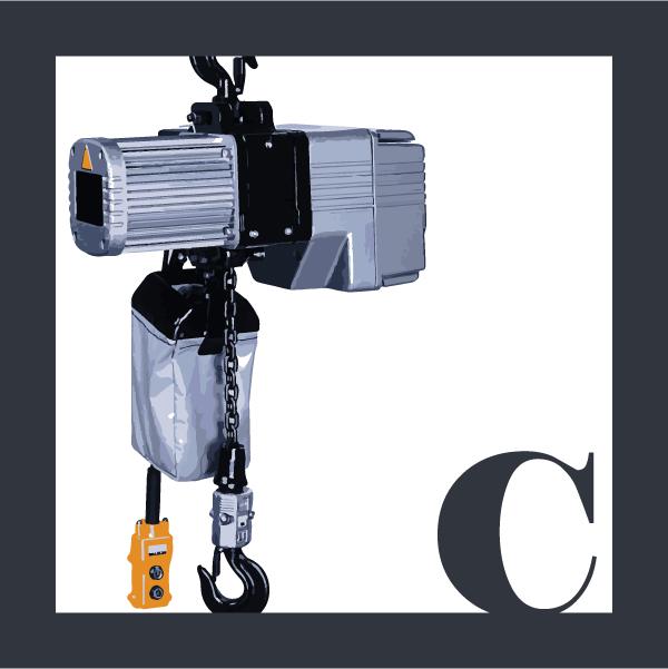 C-series Chain hoist