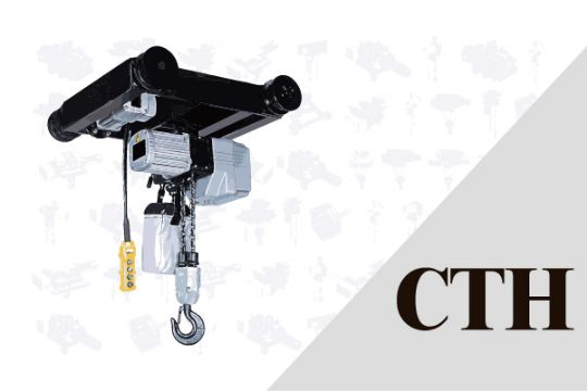 CTH (Double-girder, Top-running-trolley type)