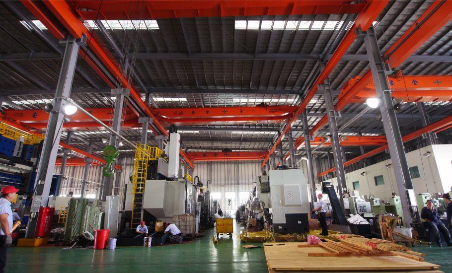 工具機製造 油機 工業 雙軌 吊車 工程