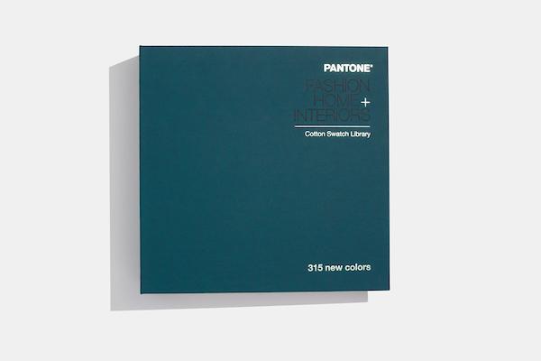 Escala Pantone Cotton Swatch Library - FHIC100A