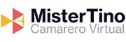 Logotipo Mister Tino, Camarero Virtual