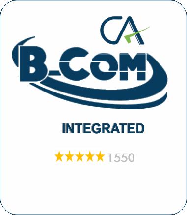 B COM with CA