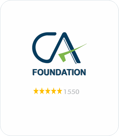 CA - FOUNDATION