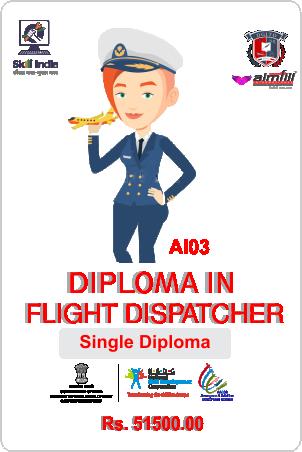 DIPLOMA FLIGHT DISPATCHER