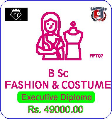 B Sc Fashion and Costume Designing