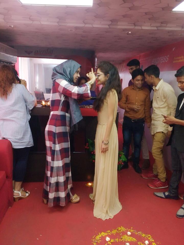 Diwali at Aimfill Delhi
