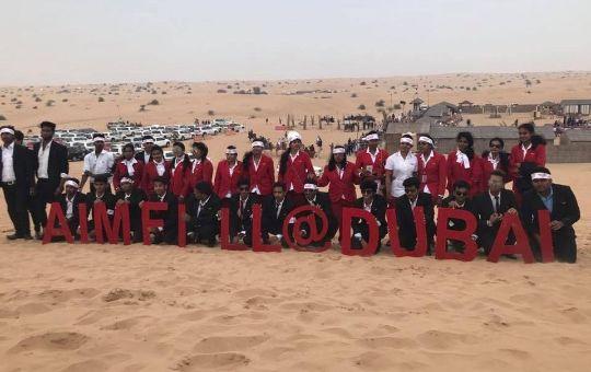 Aimfill 3 MONTHS INTERNSHIP @ DUBAI