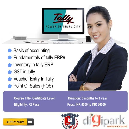 Digipark Tally Course