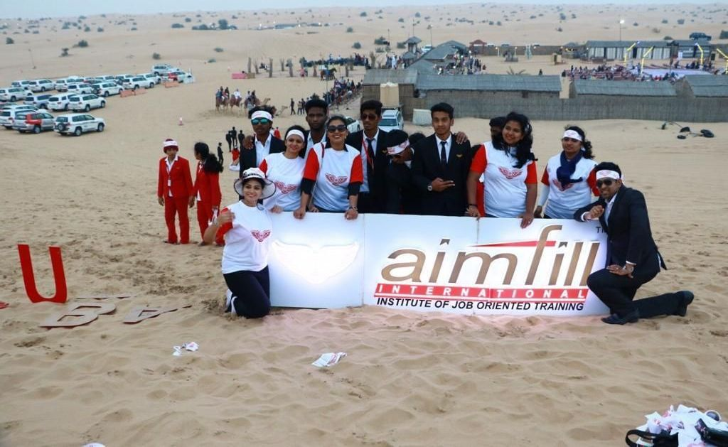Aimfill Team-Staffs-at Dubai