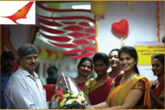 Aimfill Placement-Hyderabad-air India