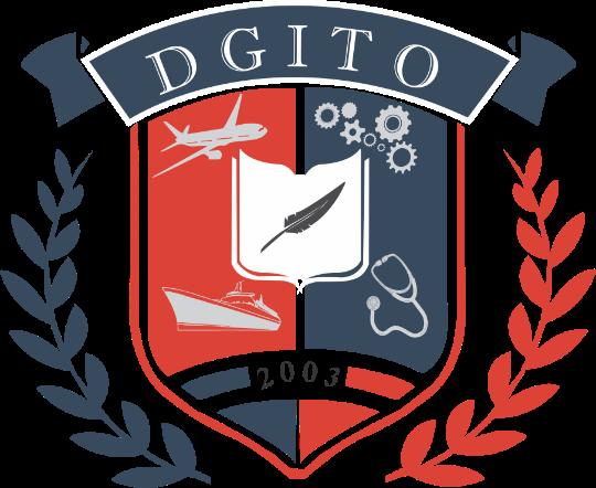DGITO AIR HOSTESS TRAINING LOGO