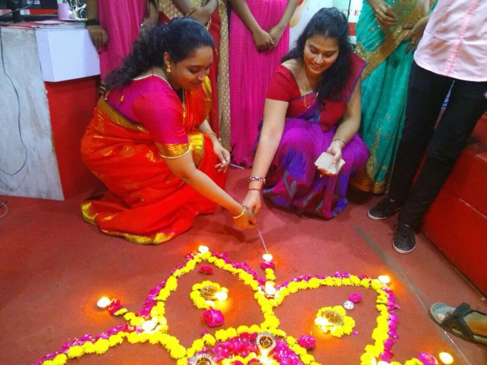 Diwali at Aimfill MAA-Chennai