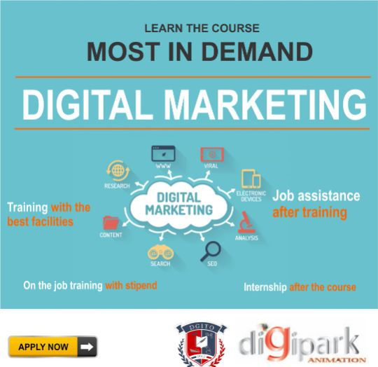 DIGIPARK DIGITAL MARKETING WEB PAGE BLOCKS