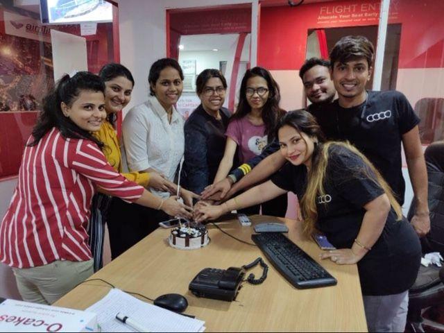 aimfill Mumbai team