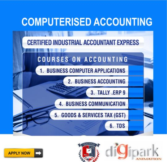 DIGIPARK COMPUTERISED ACCOUNTING WEB PAGE BLOCKS