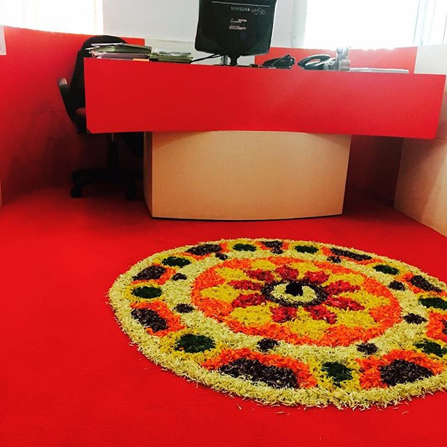 Onam at Aimfill Cochin Branch