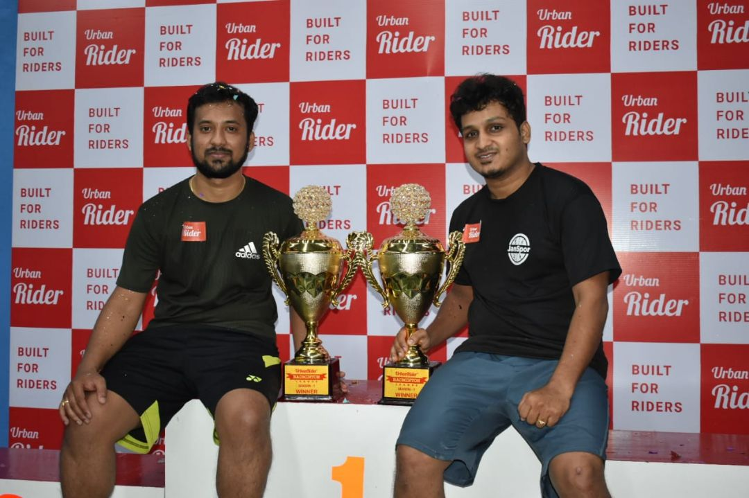 Season 1 - Winners (Uday & Akash)