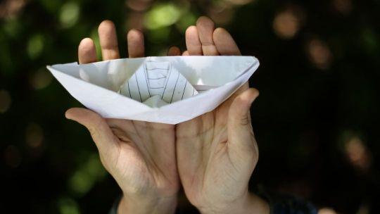 Pohřební rituál - Odpluje v našich vzkazech