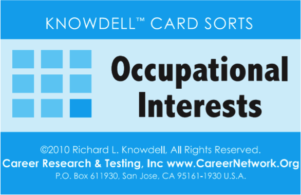 Occupational Interests