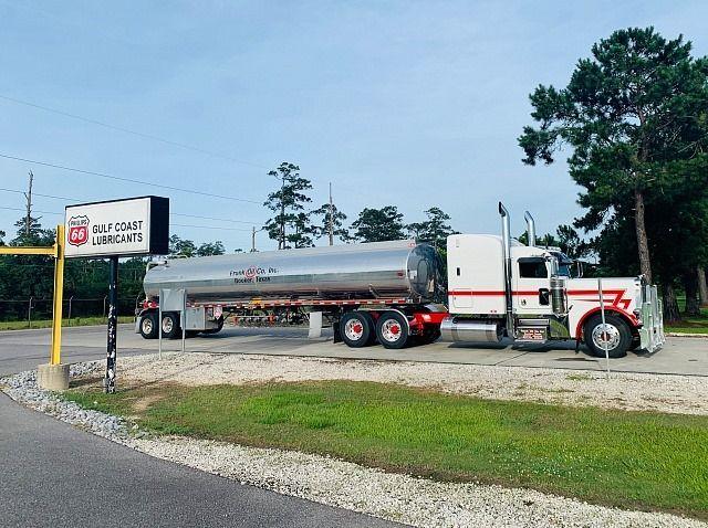 Transport Oil Truck/Trailer