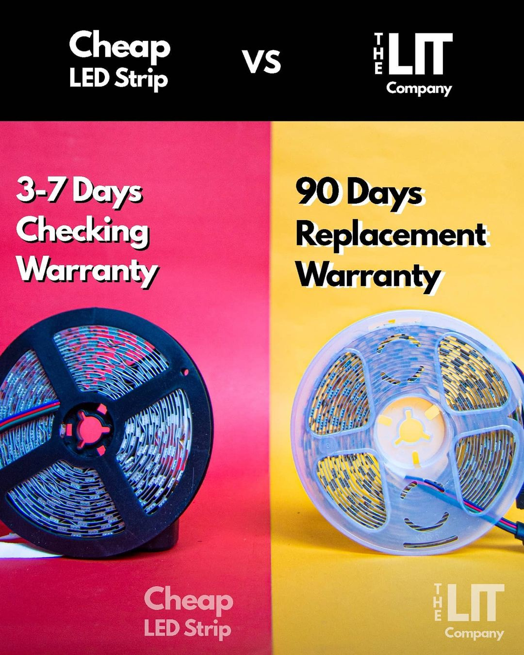 LED Strip in Pakistan - Strong Tape