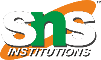 SNS Institutions Logo