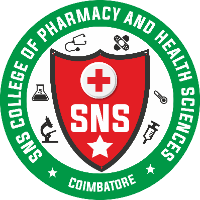 SNS College of Pharmacy and Health Sciences Logo