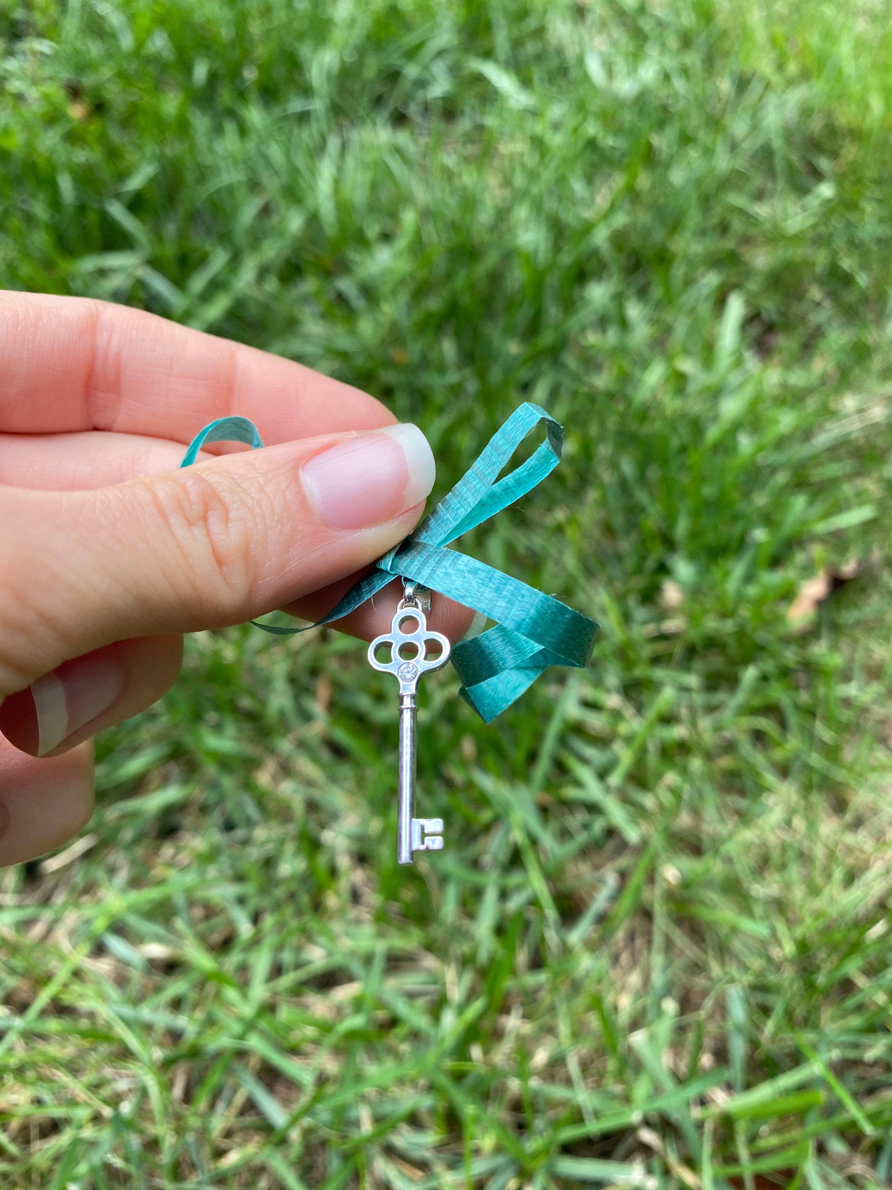 Key Necklace Pendant