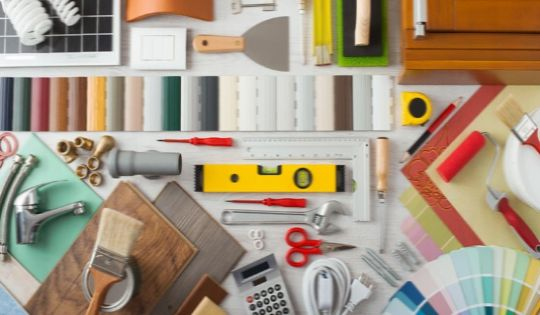 Image representing Handyman services related to home improvements