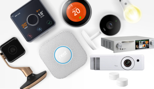 Audio-visual and smart home devices