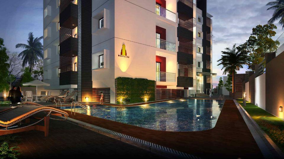 flats in Mangalore Westline Skydale