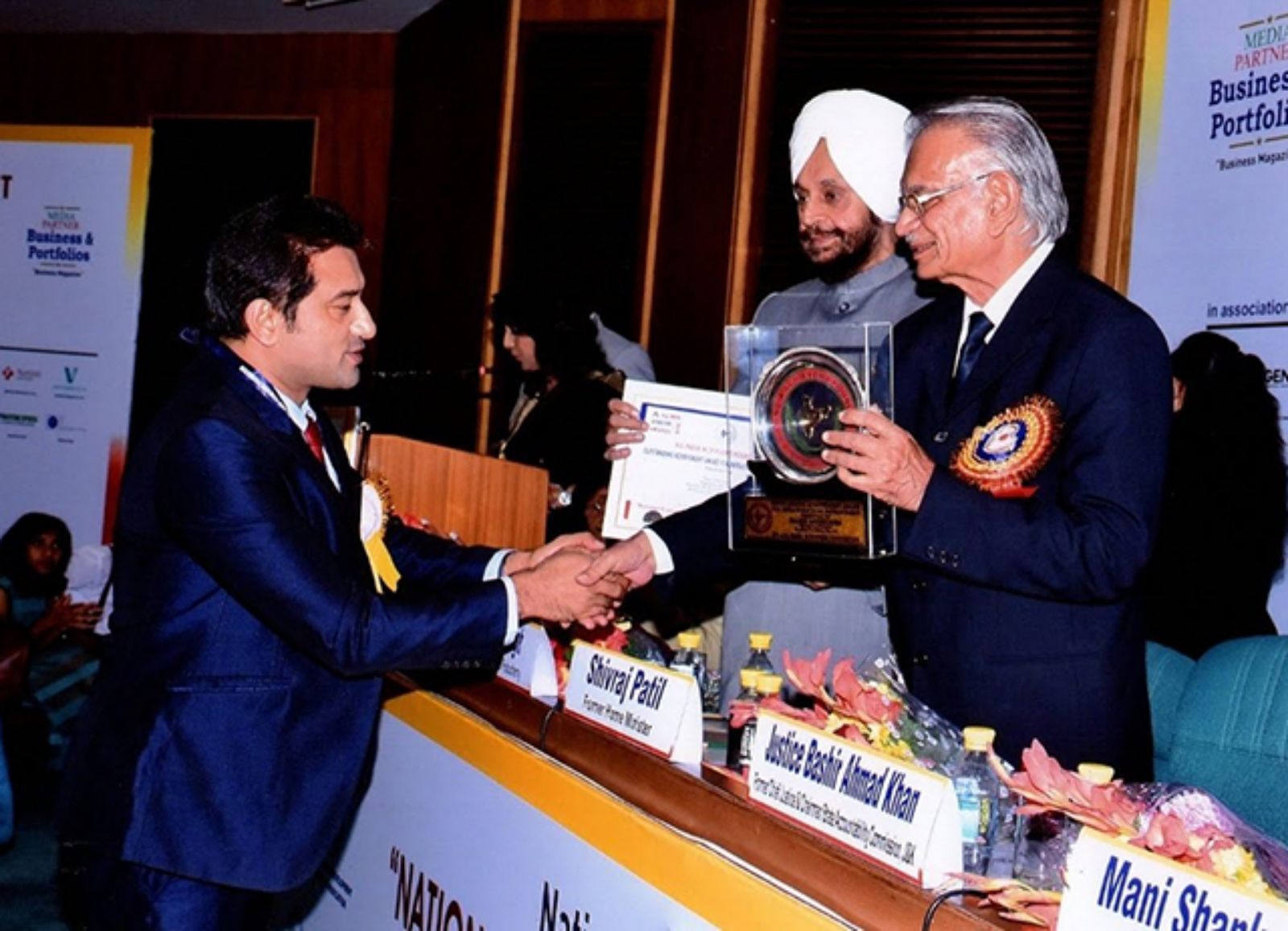 westline recieved IERDA award in delhi