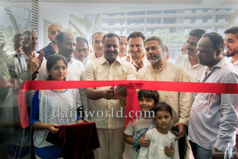 flats in thokkottu inauguration