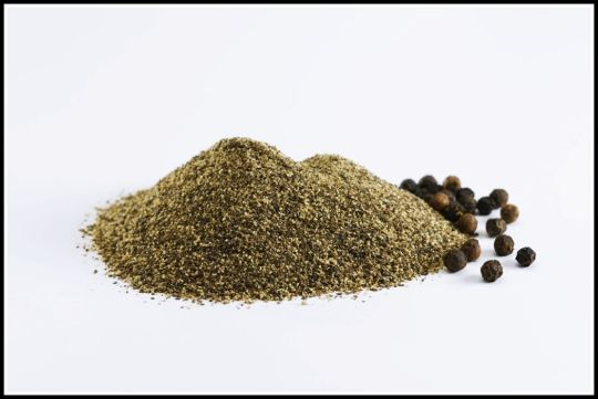 Organic Black Pepper (Powder) - E-Silk Route Ventures (Pvt.) Ltd.