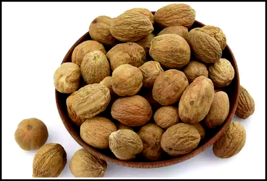 Nutmeg (With Shell) - E-Silk Route Ventures (Pvt.) Ltd.