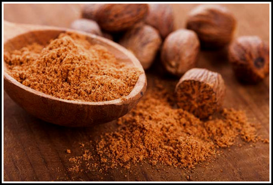 Nutmeg Powder - E-Silk Route Ventures (Pvt.) Ltd.