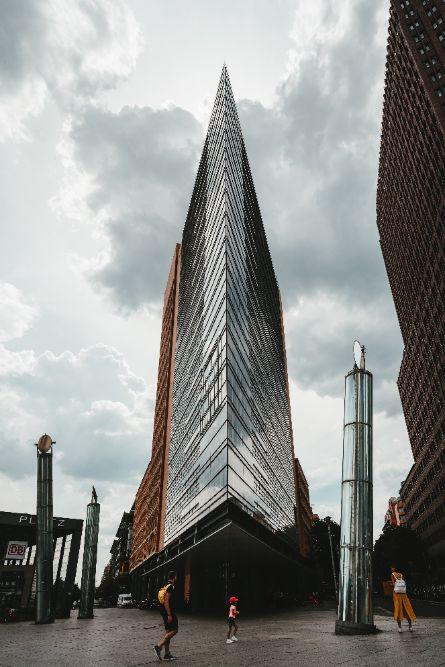 corner tower