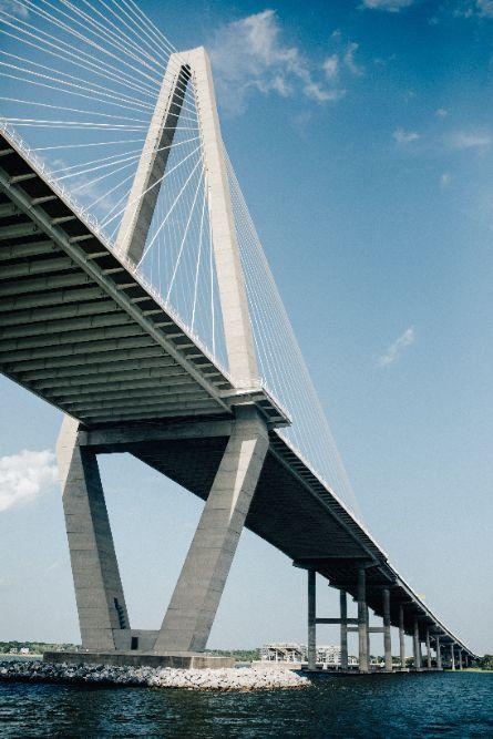long road bridge