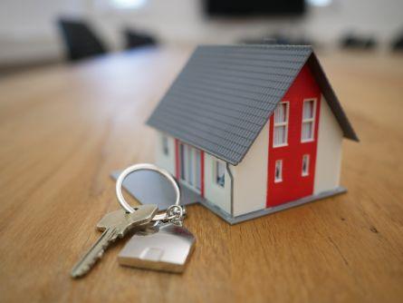 model house key
