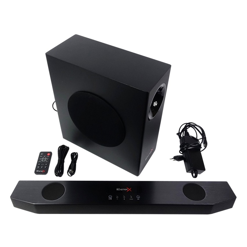 Loa Creative Sound BlasterX Katana - 7.1 chính hãng