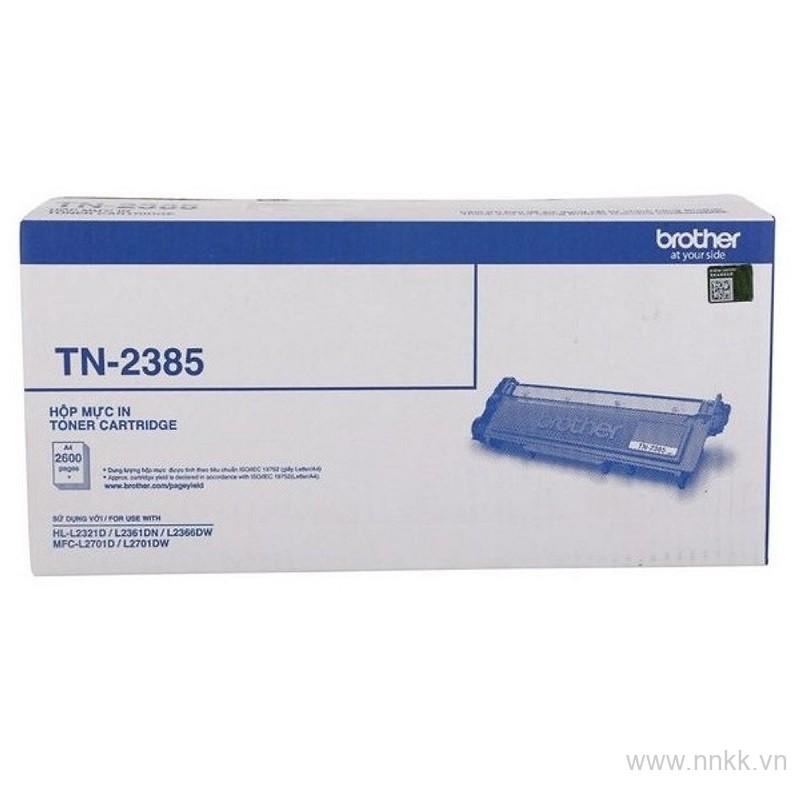 Mực cho máy HLL-2xxx/MFC-L2xxx (TN-2385) chính hãng