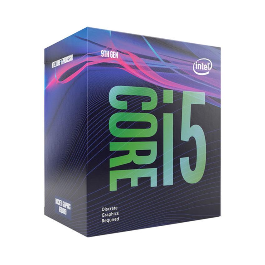 CPU Intel Core i5-9400F (2.9GHz turbo up to 4.1GHz, 6 nhân 6 luồng, 9MB Cache, 65W) - Socket Intel LGA 1151-v2 chính hãng
