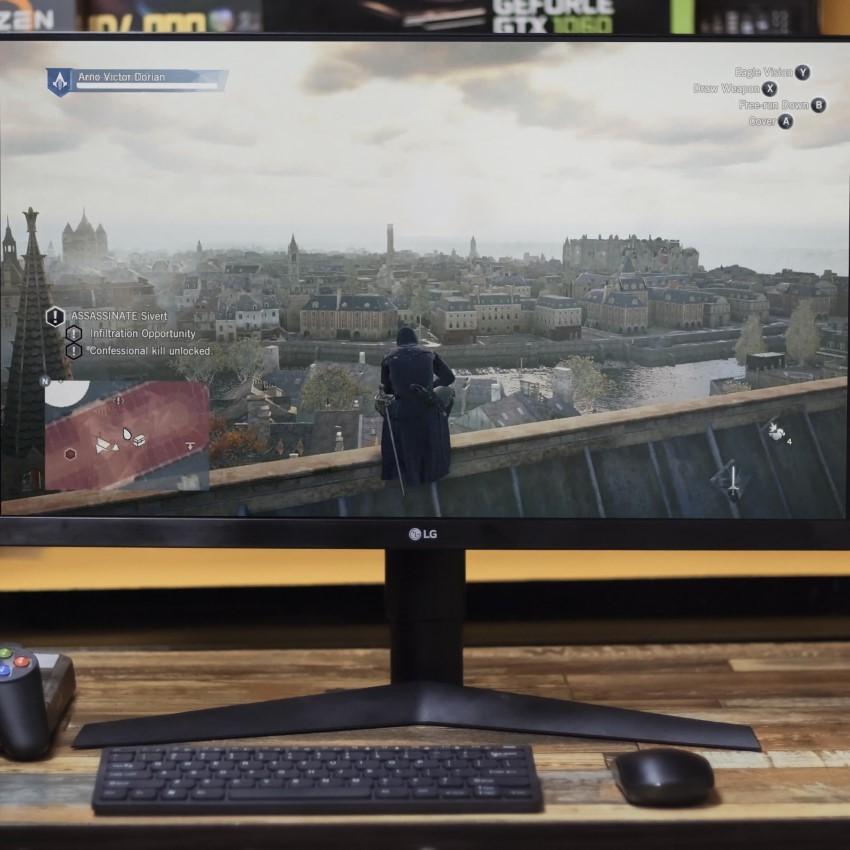 Màn hình LG 27GL650F-B (27 inch/FHD/IPS/400cd/m²/144Hz/1ms/HDR10/Free Sync) chính hãng