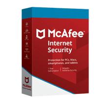Mcafee Internet Security chính hãng